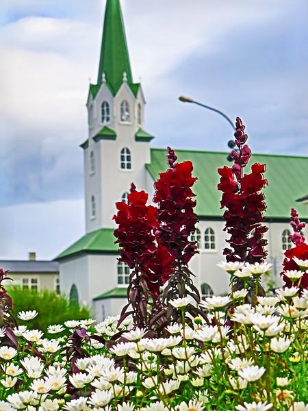 Reykjavik, Tjornin Lake