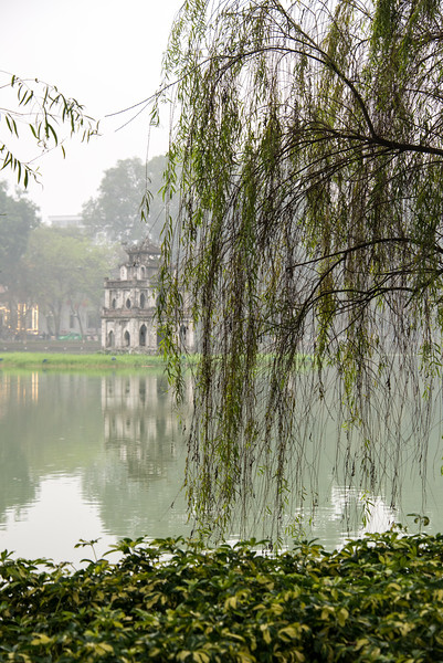 Hanoi , Hoan Kiem Lake (2 of 7)